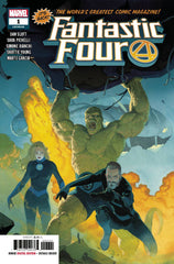FANTASTIC FOUR #1 FIVE PACK (REG,BLANK,KIRBY,QUESADA,ADAMS) FOR 40% OFF
