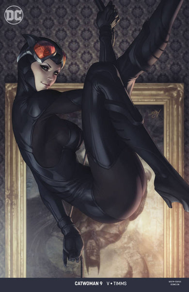 Catwoman #9 Artgerm 5 Pack For 35% Off