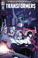 Transformers #1-#5 1:10 Ratio Set