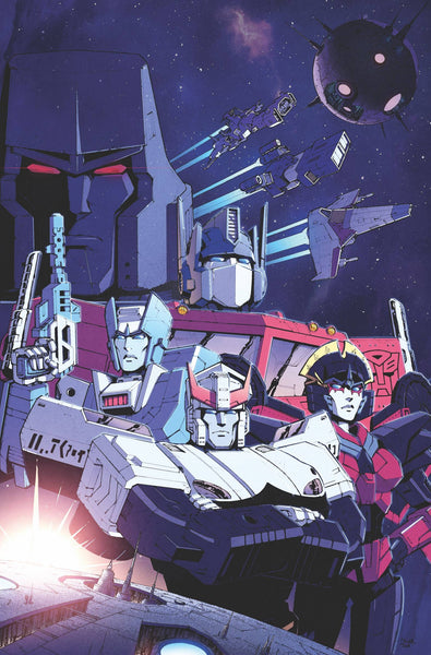 TRANSFORMERS 1 SUPER PACK (5 COVER A & 5 COVER B) PLUS 1:10 INCENTIVE VARIANT FOR 50% OFF!