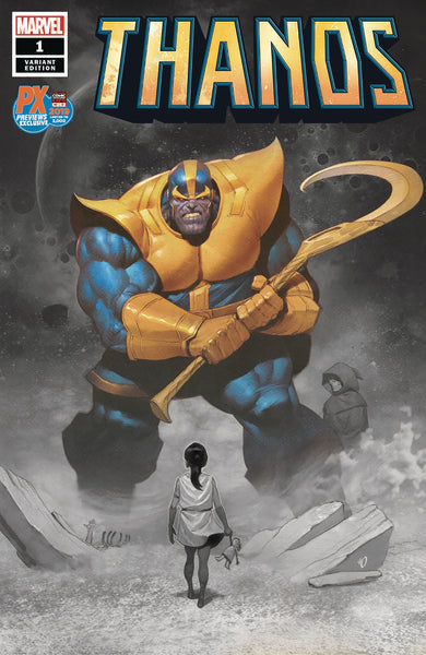 THANOS #1 C2E2 VARIANT 20% OFF COVER PRICE!