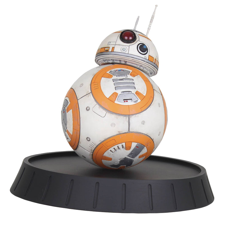 STAR WARS MILESTONES FORCE AWAKENS BB-8 1/6 SCALE STATUE - The Comic Mint