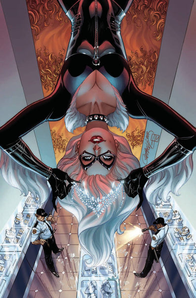 Black Cat #2 1:50 J Scott Campbell Virgin Cover
