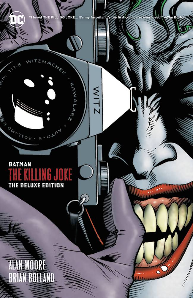 NEW SEALED BATMAN THE KILLING JOKE DELUXE EDITION HB FOR 30% OFF - The Comic Mint