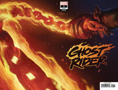 GHOST RIDER #1 RAHZZAH WRAPAROUND TEASER VARIANT 5 PACK FOR 35% OFF