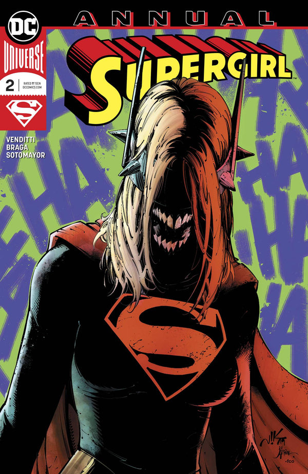 SUPERGIRL #2 ANNUAL