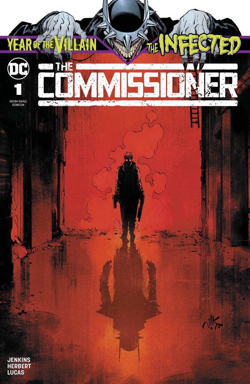 YEAR OF THE VILLAIN: THE INFECTED: THE COMMISSIONER 5 PACK FOR 40% OFF - The Comic Mint
