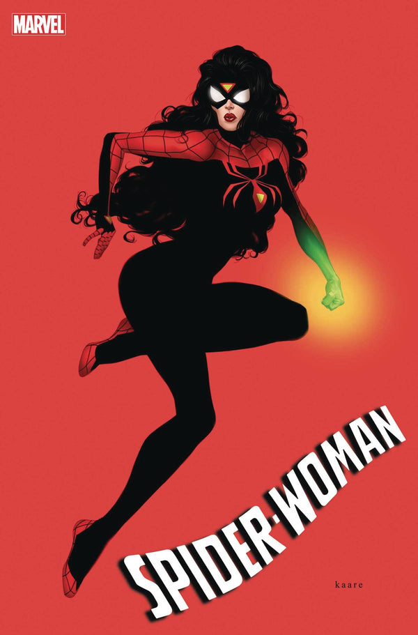 SPIDER-WOMAN 1 1:25 ANDREWS INCENTIVE RATIO VARIANT - The Comic Mint