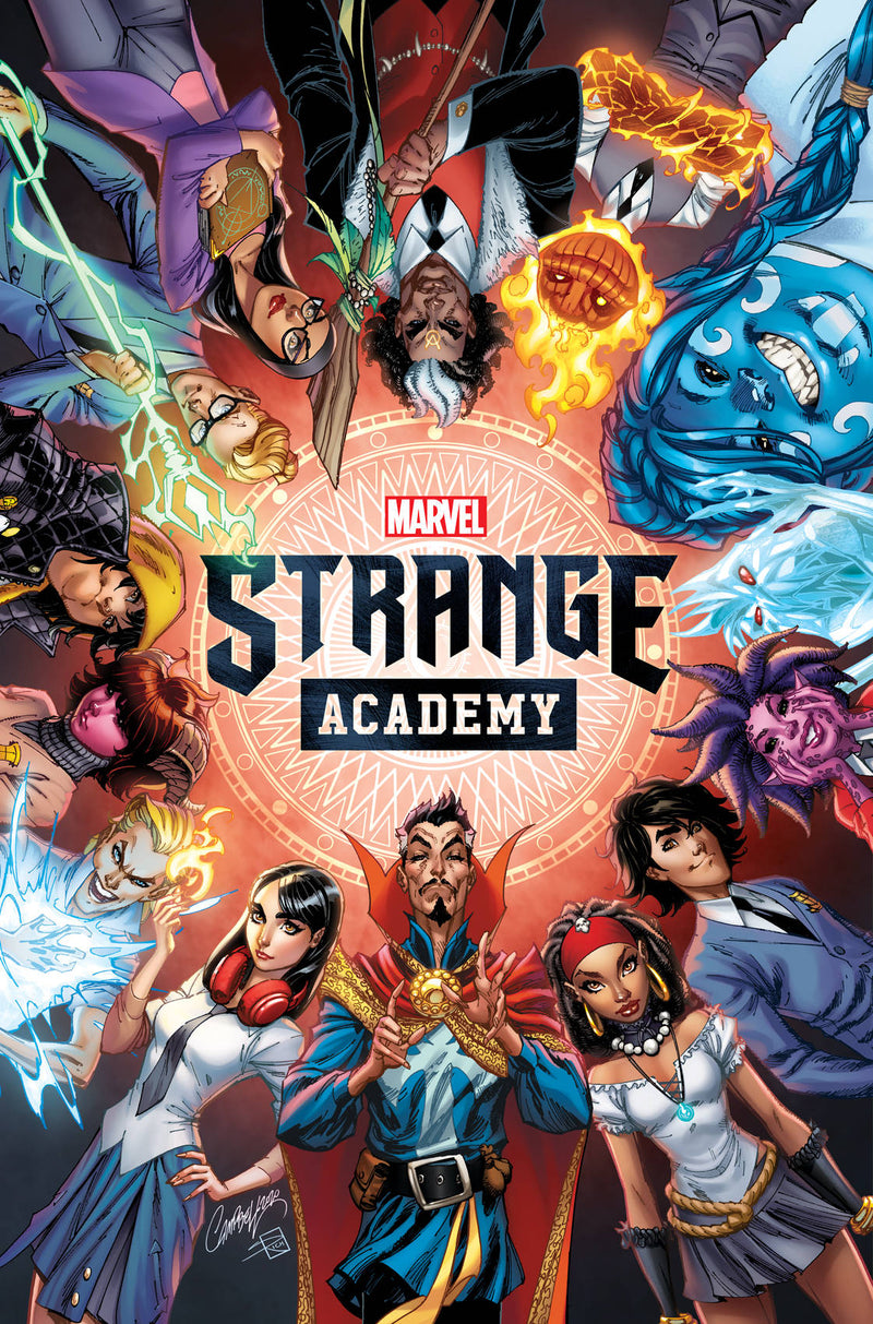 STRANGE ACADEMY 1 COMPLETE SET AND RATIO OPTIONS - The Comic Mint