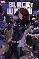 BLACK WIDOW 1 GERALD PAREL 1:25 INCENTIVE RATIO VARIANT - The Comic Mint
