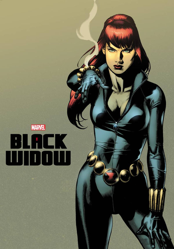 BLACK WIDOW 1 J.G. JONES 1:100 INCENTIVE RATIO VARIANT - The Comic Mint