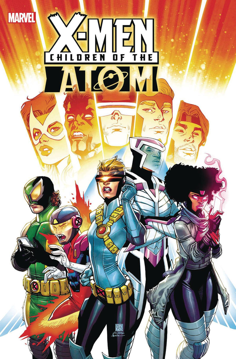 CHILDREN OF THE ATOM 1 1:25 CHANG INCENTIVE RATIO VARIANT