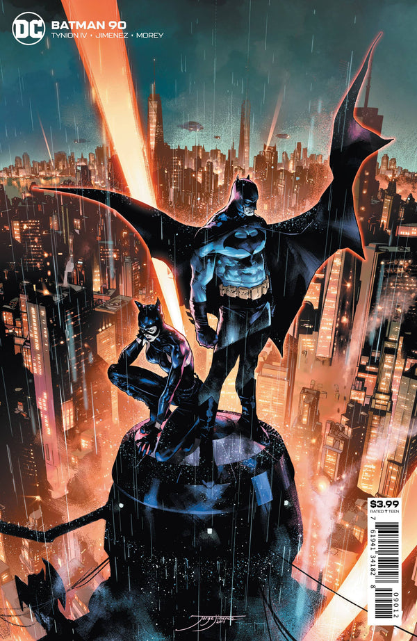 BATMAN THE DESIGNER 15 PACK (5 BATMAN 90 (SECOND), 5 BATMAN 93 COVER A, 5 BATMAN 93 COVER B) - The Comic Mint