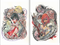 DIE!NAMITE 1 LIMITED PEACH MOMOKO BLOOD RED SONJA AND VAMPIRELLA VIRGIN SET