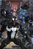 VENOMVERSE #1 TO 5 CRAIN CONNECTING VARIANT SET