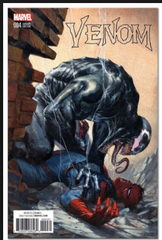 VENOM #4 GABRIELE DELL'OTTO COLOR TRADE DRESS