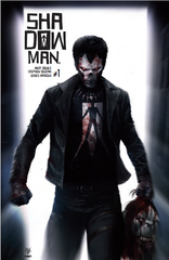 SHADOWMAN (2018) #1 FRANCESCO MATTINA VARIANT!
