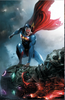 ACTION COMICS 1000 FRANCESCO MATTINA VARIANT