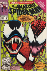 AMAZING SPIDER-MAN 363 - THIRD CARNAGE APPEARANCE -  NM