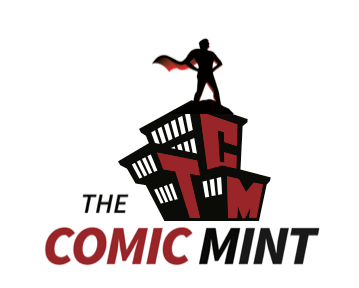 THE COMIC MINT 12 BOOK EXCLUSIVES/RATIO BOX! - The Comic Mint