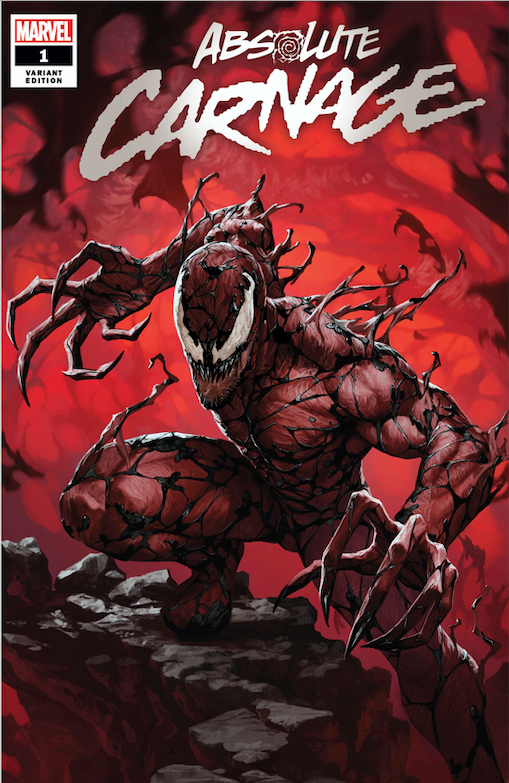 ABSOLUTE CARNAGE 1 SKAN SRISUWAN TCM VARIANTS - The Comic Mint