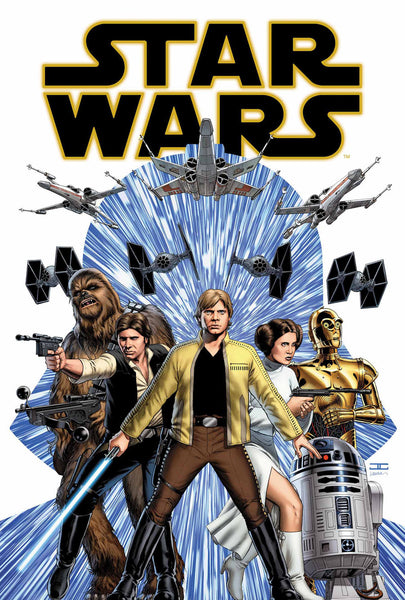 STAR WARS #1 2015 NM OR BETTER