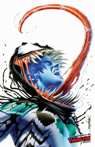 VENOM FIRST HOST #1 MIKE MAYHEW NYCC OPPORTUNITY