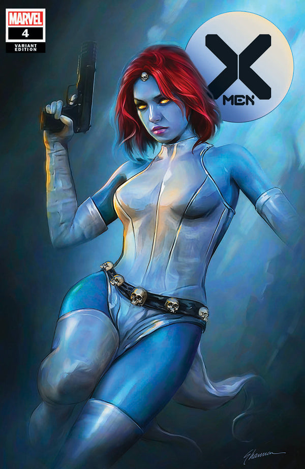 X-MEN 4 SHANNON MAER MYSTIQUE VARIANT - The Comic Mint
