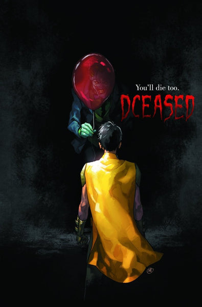 Dceased Complete Set 1-6 all covers (18 covers)