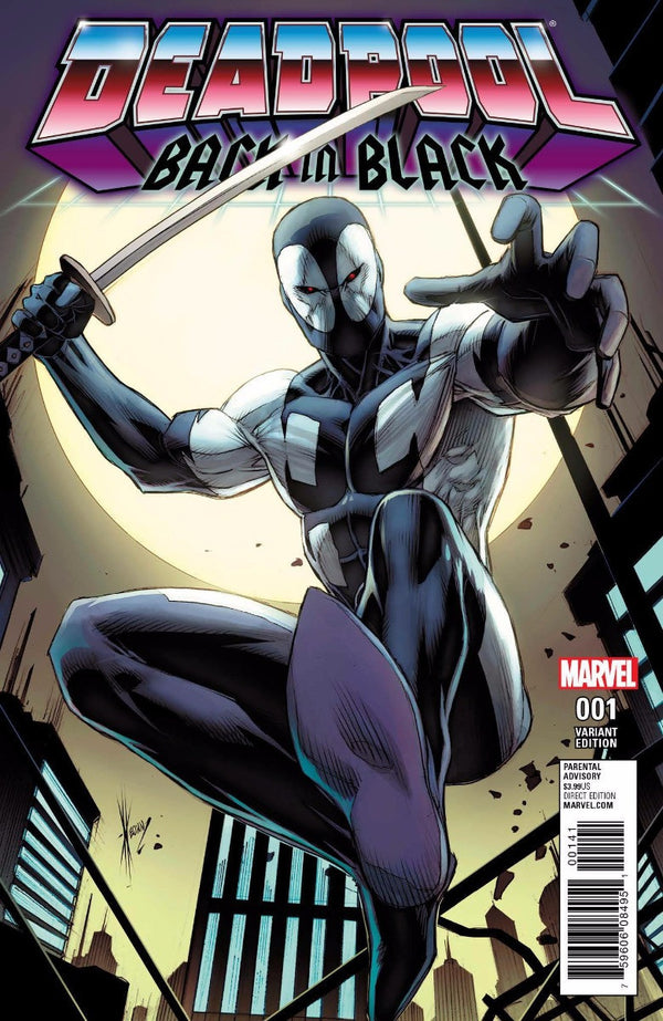 Deadpool: Back in Black #1 (Dale Keown Color Variant Cover) - The Comic Mint