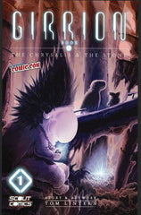 Girrion #1 The Comic Mint Retail Variant (Cover by Tom Lintern)