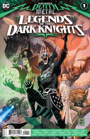 LEGENDS OF THE DARK KNIGHTS 1 5 PACK