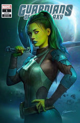 GUARDIANS OF THE GALAXY 1 SHANNON MAER GAMORA TCM VARIANT
