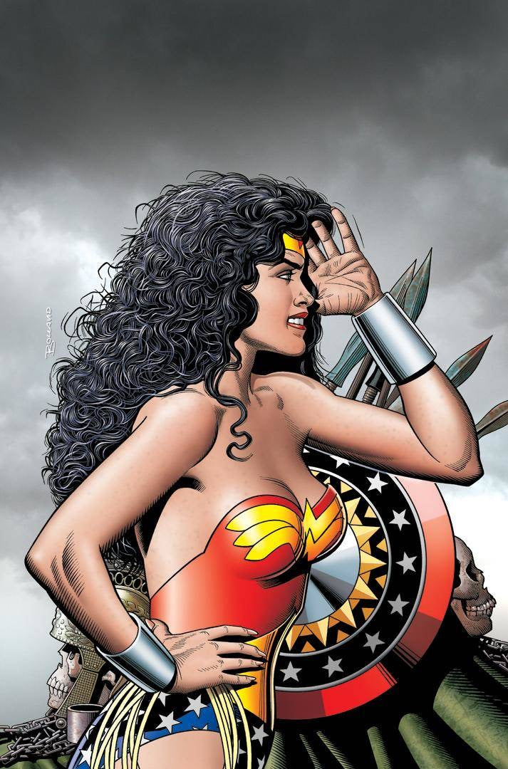 WONDER WOMAN 750 COMPLETE SET OF 10 COVERS FOR 25% OFF! - The Comic Mint
