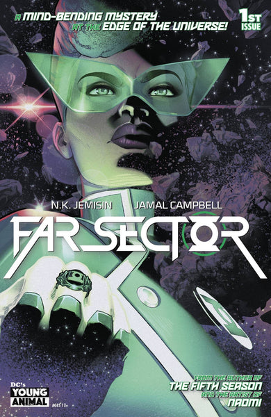 FAR SECTOR 1 REGULAR COVER FIRST PRINT