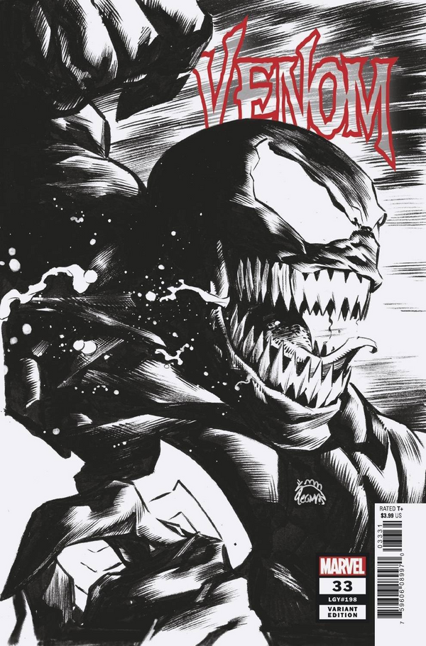 VENOM 33 1:100 INCENTIVE RATIO-FREE SHIPPING IN USA