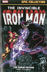 Marvel The Invincible Iron Man The Epic Collection NEW TPB