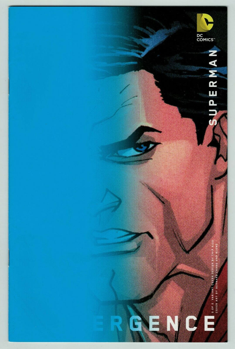 Convergence Superman 2 Cover B First Appearance Jonathan Kent - The Comic Mint