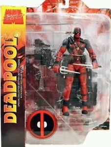 NIB Marvel Select Collector's Edition Deadpool Action Figure