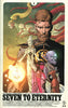 SEVEN TO ETERNITY 5 COVER A/B/C SET NM OR BETTER FIRST PRINT