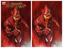 AMAZING SPIDER-MAN 800 LUCIO PARRILLO RED GOBLIN VARIANT! - The Comic Mint