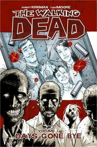 New Image Walking Dead TPB First Print Days Gone Bye Vol