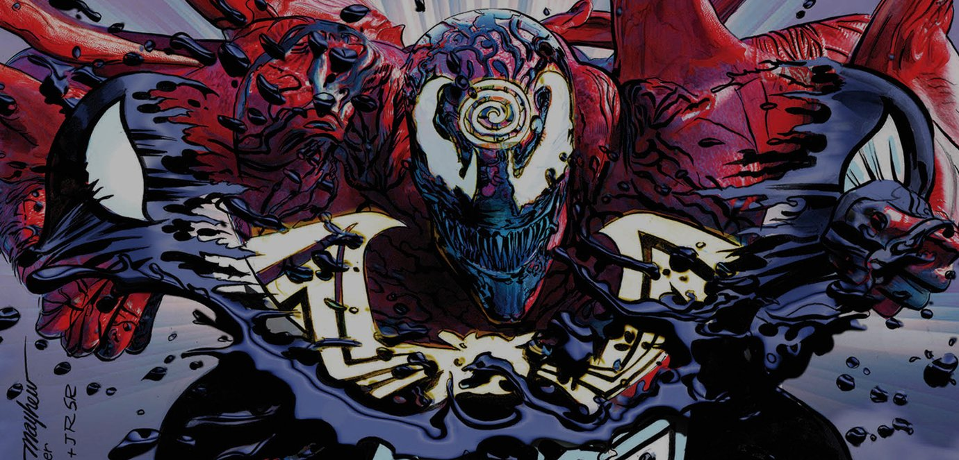 WEB OF VENOM : CARNAGE BORN