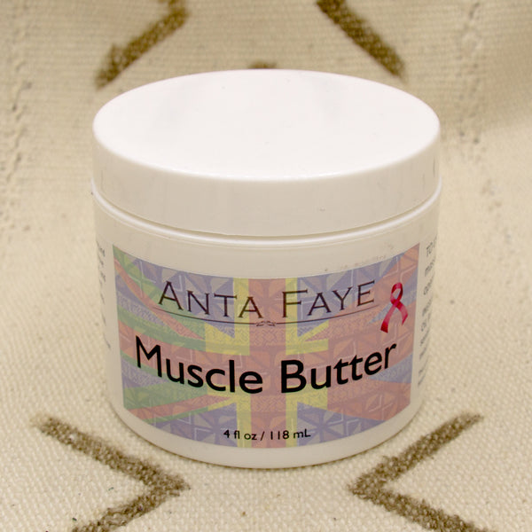 Muscle Butter