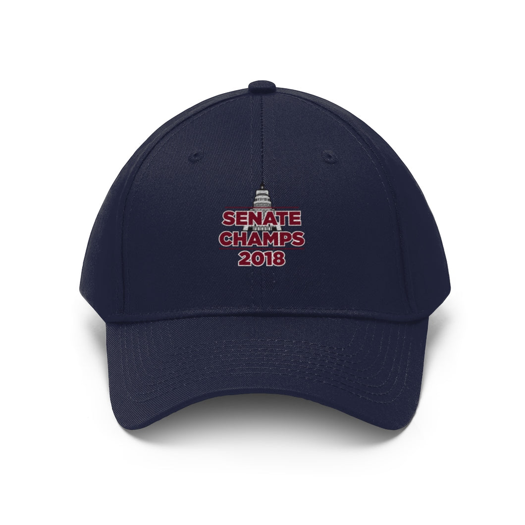 Senate Champs (Republicans) Unisex Twill Hat
