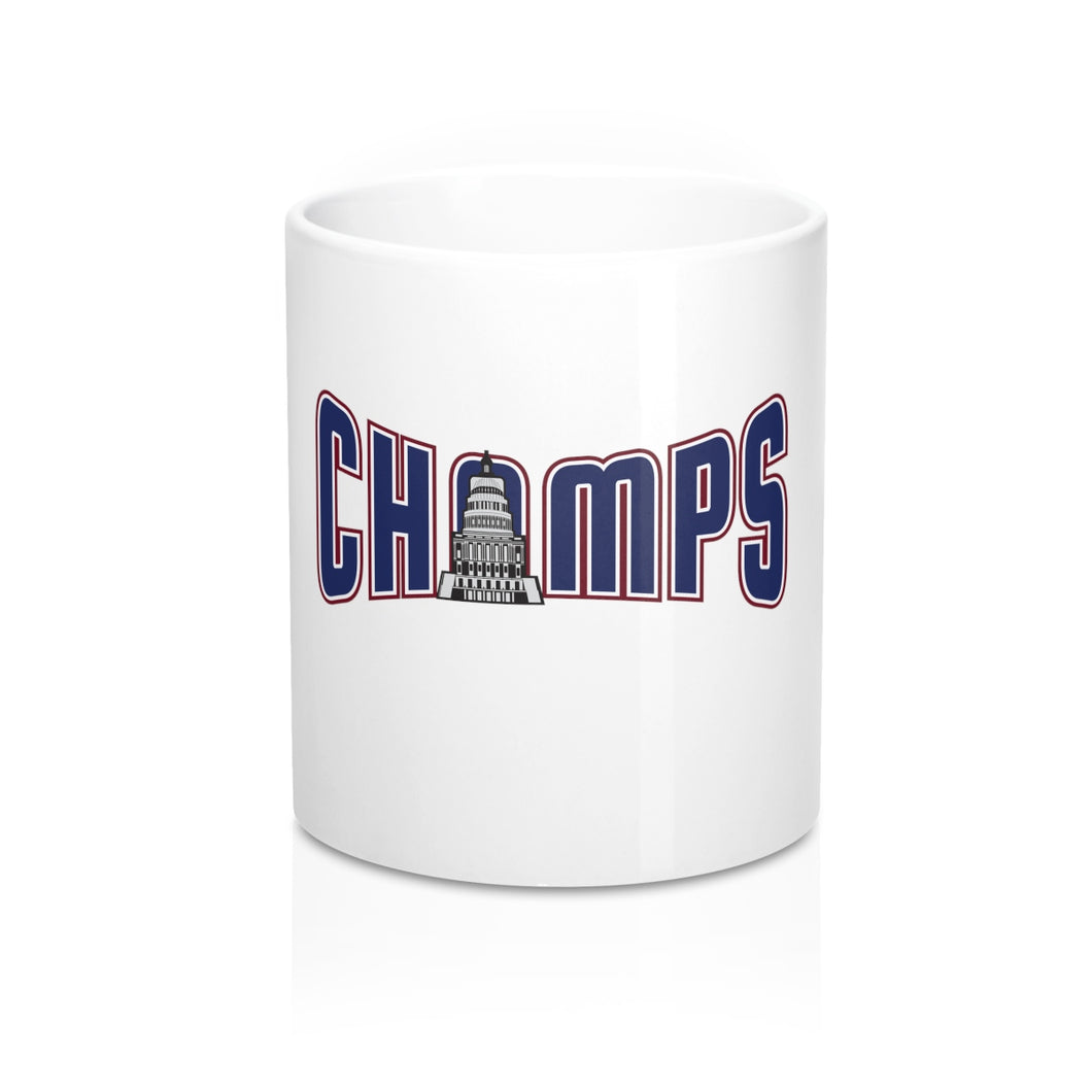 House Champs (Democrats) Mug 11oz