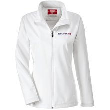 Load image into Gallery viewer, Election HQ Ladies' Soft Shell Jacket