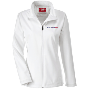 Election HQ Ladies' Soft Shell Jacket