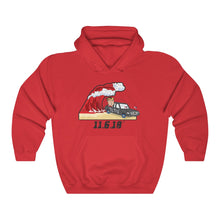 Load image into Gallery viewer, Red Wave - Unisex Hoody