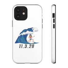 Load image into Gallery viewer, Kamala Blue Wave Phone Case